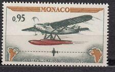 TIMBRE MONACO NEUF N° 650 **  AVIATION TRAVERSEE  ATLANTIQUE SUD MERMOZ