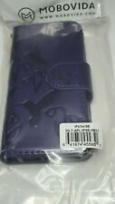 IPHONE 5/5s/se WALLET CASE PURPLE BRAND NEW