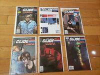 G.I. Joe Cobra #1, #2, #3, #4, #5 IDW (Lot of 6) Comics Book Fast shipping