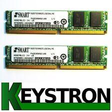 2GB MEM-RSP720-2G 2x 1GB DRAM MEMORY CISCO 7600 Approved