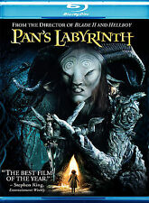 Pans Labyrinth (Blu-ray Disc, 2007) In Excellent Condition!!!