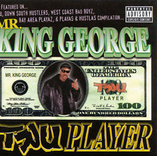 New: Mr. King George: Tru Player Explicit Lyrics Audio Cassette