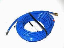 20m Manguera Limpieza Tubo Azul para Kränzle Limpiador de Alta Presión M22 Ag