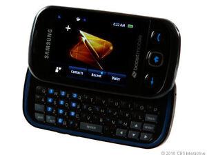Samsung Seek SPH-M350 - Black (Boost Mobile) Cellular Phone