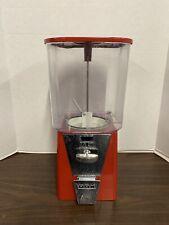 Refinished Oak 450 Vending Machine