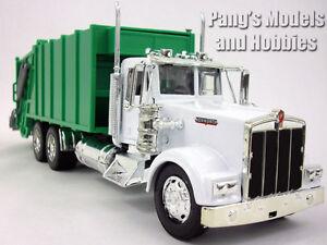 Kenworth W900 Garbage Truck Diecast Metal 1/32 Scale Model by NewRay