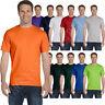Hanes Mens 100% Cotton T-Shirt Tagless Heavyweight ComfortSoft Tee S-3XL 5250T