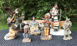 Native American Indian Collection Bundle Ornaments