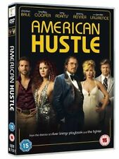 American Hustle (2013) [New DVD]
