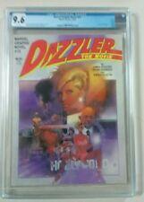 MARVEL GRAPHIC NOVEL #12 Dazzler the Movie CGC 9.6