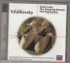 TCHAIKOVSKY - swan lake / sleeping beauty / nutcracker CD