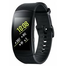 Samsung Gear Fit2 Pro R365 black large Android Smartwatch Fitnesstracker Uhr