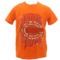NFL Chicago Bears Kids Youth Size Team Apparel Official T-Shirt New With Tags