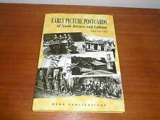 EARLY PICTURE POSTCARDS OF NORTH BORNEO & LABUAN BY CHAU FOH CHIN