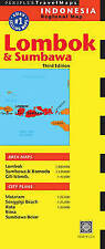 Lombok Periplus Map (Periplus Maps), Periplus Editions, Excellent condition, Boo