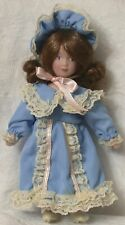 American Girl Nellie O'Malley NELLIE'S DOLL LYDIA  Porcelain Mini Doll