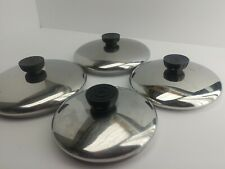 Revere Ware Lids Replacements Stainless Steel 6,7,10 Inch  YOU CHOOSE