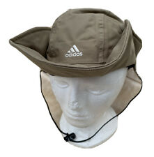 New Adidas Bucket Hat Khaki Green Aussie Style Cap With String Style Fashion Hot