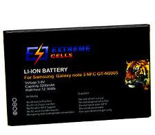 Extremecells Batteria Samsung Galaxy Note 3 GT-N9005 GT-N9000 GT-N9002 con NFC