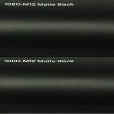 21,70€/ m² 1m x1,52M scotchprint 3M 1080 M12 NOIR MAT WRAP M protection