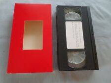 """JACK LOGAN & LIQUOR CABINET: APPEARANCE ON """"TODAY SHOW"""" -1/18/96  (VHS) PROMO"""