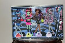 Monster High Doll - 4 Pack EXCLUSIVE - Ghouls Night Out