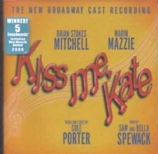 Kiss Me Kate - The Broadway Cast Recording Brian Stokes Mitchell Audio CD