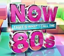 Now That's What I Call The 1980s - Various Artists 3 CD Set New Triple Album