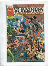 STARSLAYER #2 (7.5) 1ST APPEARANCE OF THE ROCKETEER!
