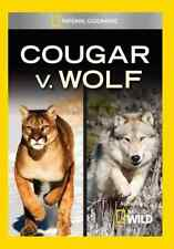 Cougar v Wolf  DVD NEW