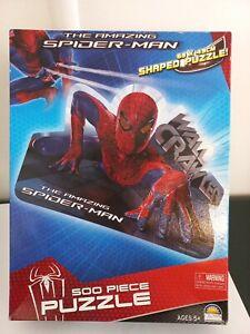 New The Amazing Spider-Man Shape Puzzle 500 Pieces 68x49cm