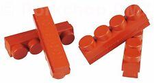 Kool Stop bicycle brake blocks pads refills inserts Mafac (SET OF 4) SALMON
