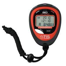TIS Pro 134 80 Lap Stopwatch Water + Shock Resistant ✅FREE UK SHIPPING✅