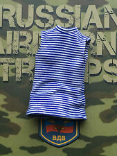 DAMTOYS Russian Airborne PKP Gunner Sailor Vest Shirt loose 1/6th scale