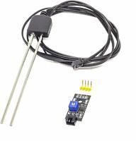 Analoger Feuchtigkeitssensor Blumenerde Hygrometer f. Arduino Raspberry Pi