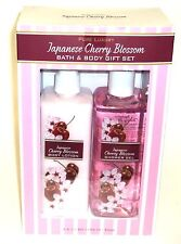 Rejoice Pure Luxury Japanese Cherry Blossom Bath/Body Gift Set Lotion/ShowerGel