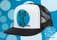 New RIP CURL Seas The Day Womens Ripcurl Snapback Trucker Cap Hat
