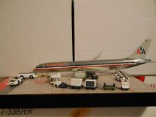 Gemini 200 Airport Service Equipment 1:200 for Inflight JC Wing 1:200