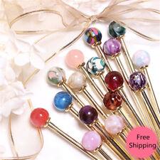 Japanese Geisha Oiran Headwear Hairpin Ball Bead Hair Stick Hair Accessories