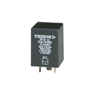 Tridon  Flasher Relay Can 12v    EP13
