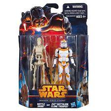 Hasbro Star Wars TV, Movie & Video Game Action Figures