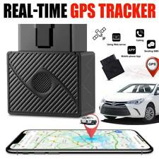 GPS Tracker OBD2 Real Time Vehicle Tracking Device OBD II Car Truck Locator US