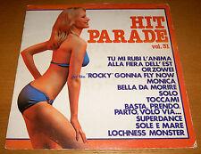 HIT PARADE Vol. 31 12 tracks Rifacimenti LP Joker 1977 made in Italy