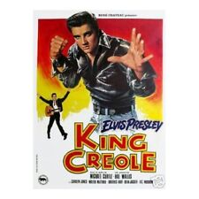 King Creole Elvis Presley Wall Poster Art 12x18 Free Shipping