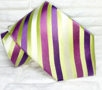 New tie Top Quality  handmade Made in Italy 100% silk