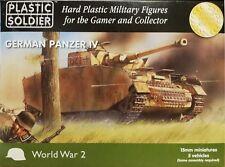 Plastic Soldier WW2V15002 - German Panzer IV - 1:72