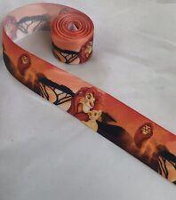 Carácter de cinta de Grogrén Impreso León, artesanía Cabello Moño Pastel Decoración ppy