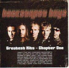 Backstreet Boys - Greatest Hits: Chapter One [CD/DVD] Brand New Not Sealed