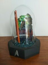 Franklin Mint Star Trek Limited Edition Domed Diorama - The Vovage Home