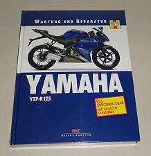 Reparaturanleitung Yamaha YZF-R 125 - ab 2008!